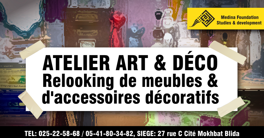 #atelier_relooking_meuble_blida_algerie